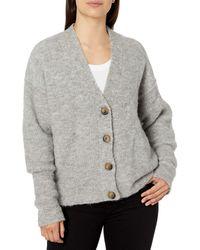 AG Jeans Malin Cardigan - Gray