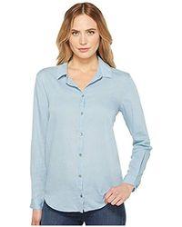AG Jeans Nola Top - Blue