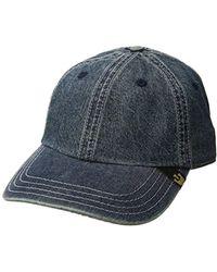42e6c345830 Lyst - 47 Brand New York Yankees Denim Baseball Hat in Blue for Men