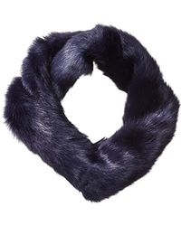 French Connection - Verda Fur Snood - Lyst