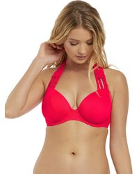 Freya Macrame Rio Bikini Bottom - Red