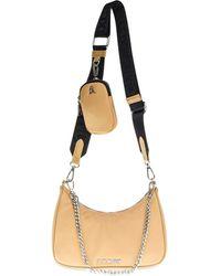 Steve Madden Vital Crossbody Bag - Natural