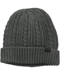 c7bcd59878a Lyst - MICHAEL Michael Kors Links Cable Cuff Hat in Blue for Men
