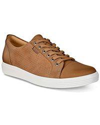 Ecco - Soft 7 (lion) Shoes - Lyst