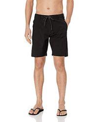 Rip Curl Ranger Boardwalk Hybrid Shorts - Black