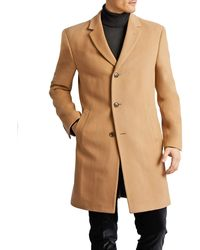 Tommy Hilfiger All Weather Top Coat - Natural