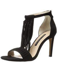 French Connection Lilyana Dress Sandal - Black