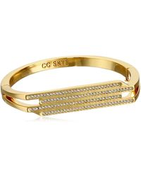 CC SKYE The Rodeo Cuff Bracelet - Metallic