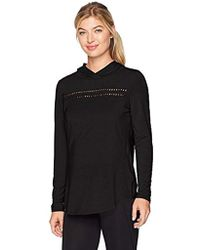 Nanette Lepore - Play Open Back Hoodie, - Lyst