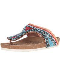 Sam Edelman Olivie 2 Slide Sandal - Multicolor