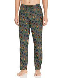 Goodthreads Stretch Poplin Pajama - Green