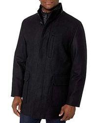 Cole Haan - Melton Wool 3 In 1 Car Coat - Lyst