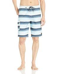 8a9c6a24c1 O'neill Sportswear - Ultrasuede Swim Boardshorts, 20 Inch Outseam - Lyst