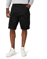 G-Star RAW Premium Micro Str Twill - Black