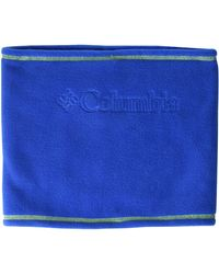 Columbia Mens Fast Trek Ii Gaiter Headwrap - Blue