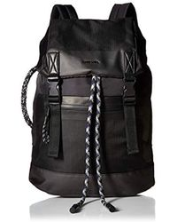 DIESEL - Susegana Suse Back-backpack, Black, Uni - Lyst