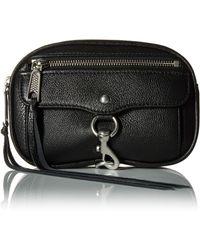 Rebecca Minkoff Blythe Belt Bag - Black