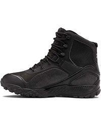 Under Armour Valsetz Rts 1.5 Waterproof Military And Tactical Boot - Black