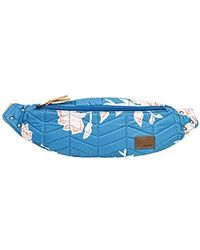Roxy S Stay Here 9l Fanny Pack - Blue