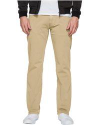 Dockers Straight Fit Jean Cut Smart 360 Flex Pant D2, New British Khaki, 30 32 - Natural