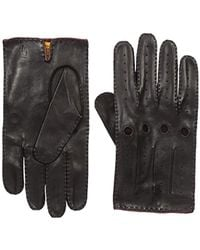 Hickey Freeman - Unlined Driver Contrast Knuckles Piping & Stitch - Lyst