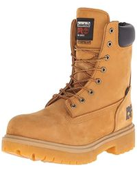 """Timberland - Direct Attach 8"""" Steel Toe Boot - Lyst"""