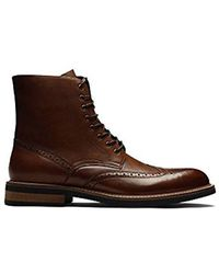 Kenneth Cole Reaction - Design 20635 Combat Boot - Lyst