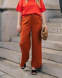 The Drop Pantalon pour - Multicolore