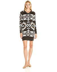 Woolrich - Dew Berry Sweater Dress - Lyst