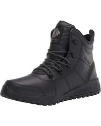Columbia Fairbanks Rover Snow Boot - Black