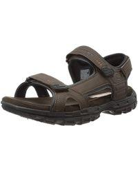 Skechers Louden Sandal - Brown