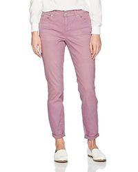 Nine West Gramercy Ankle Skinny Jean - Multicolor