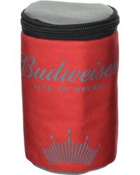 Buxton Budweiser By Imprint Insulated Can Holder Accessory - Red