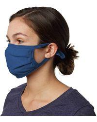 Hanes X-temp Comfort Mask - Blue