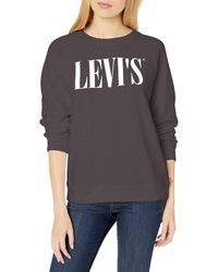 Levi's Relaxed Graphic Sweatshirts - Multicolor