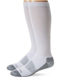 Dickies Light Comfort Compression Over-the-calf Socks - Gray