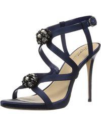 Imagine Vince Camuto Daija Heeled Sandal - Blue