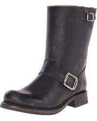 Frye 'jenna Engineer' Boot - Black