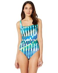 f65192125432 Gottex One-piece Bandeau Swimsuit - Lyst