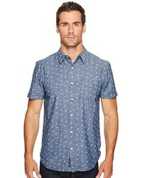 Lucky Brand - Ballona Shirt In Chambray - Lyst