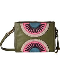 Fossil - Campbell Crossbody Bag - Lyst