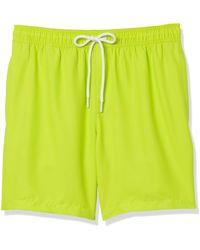 "Amazon Essentials - 7"" Swim Trunk Shorts - Lyst"