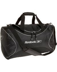 Reebok V Series Small Duffle,black,one Size