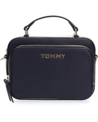Tommy Hilfiger Corporate Handbag Dark Blue