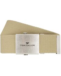 Tom Tailor Gürtel Ledergürtel gürtel Jeansgürtel Braun 7605