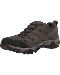 Merrell Moab 2 Gtx Low Rise Hiking Shoes - Black