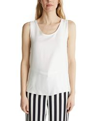 Esprit Collection Collection 030eo1k333 T-shirt - White