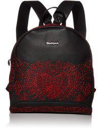 Desigual Coeur Battant Venice Backpack Mini Negro - Noir