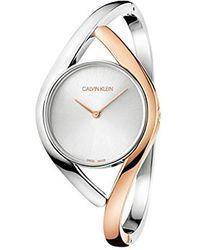 Calvin Klein Horloge K8U2MB16 - Blanc