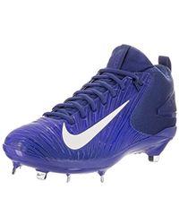 6fdcab0f8c283 Trout 3 Pro Mcs Baseball Cleats - Blue